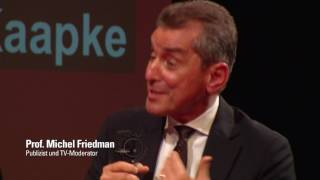 Download Interview Prof. Michel Friedman zur Kreativpreisverleihung 2017 des MITTELSTANDSVERBUNDES Video