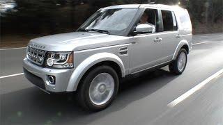 Download Car Tech - 2014 Land Rover LR4 Video