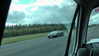 Download BMW E30 vs Lamborghini Gallardo Twin Turbo from 100 km/h Video