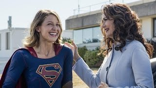 Download Lynda Carter's Debut Ushers in a More Inclusive Supergirl Video
