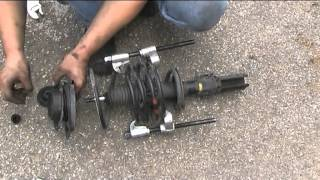 Download Front shocks replacement (Mac Pherson). Video