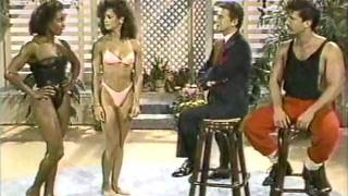 Download CARLA DUNLAP (MS. OLYMPIA 1983) - GLADYS PORTUGUES & BRIAN MOSS - BODYBUILDING - 1984 - VOB Video