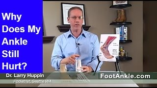 Download Why Does My Ankle Still Hurt Months After I Sprained It? Video