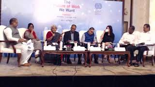Download Future of Work in South Asia: the role of State Video