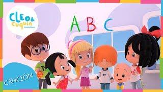 Download EL ALFABETO   ABC ABECEDARIO. Cleo & Cuquin I Familia Telerin. Canciones Infantiles para niños Video