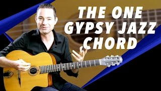 Download The Most Useful Gypsy Jazz Chord Voicing Ever! Video