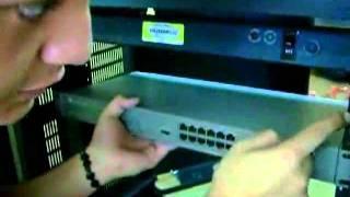 Download Conexión a Gabinete de Telecomunicaciones Video