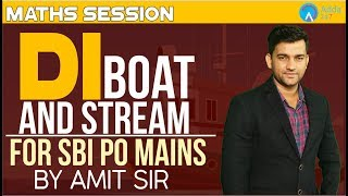 Download D.I. Boat and Stream for S.B.I P.O. | Maths | Amit Sir Video