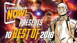 Download ComicBook NOW! Presents the 10 Biggest Moments of 2018 Video