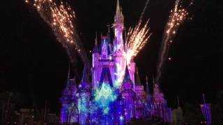 Download Once Upon a Time Nighttime Show at the Magic Kingdom - Cinderella Castle 4K Close-Up Video