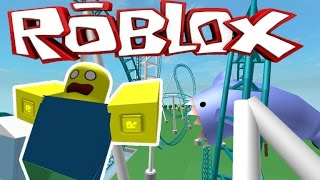 Download ROBLOX   Roller Coaster Tycoon! W/JeromeASF Video