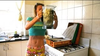 Download A Day in the Life of a High Carb Vegan with Freelee the Banana Girl Video