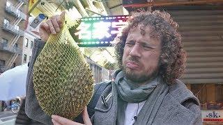 Download Probando la fruta que huele a BASURA! | Fruta más apestosa del mundo | Durian Video