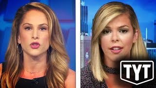Download Ana Kasparian Drops Mic On Right-Wing Pundit Video