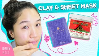 Download 6 Types of Face Masks to Clear & Hydrate Your Skin: Sheet Mask, Sleeping Mask, Clay Mask Video
