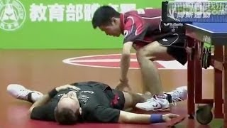 Download The Funniest Table Tennis Match in HISTORY Video