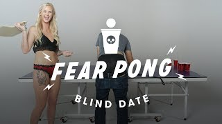 Download Blind Dates Play Fear Pong (Peter vs. Ashley) | Fear Pong | Cut Video
