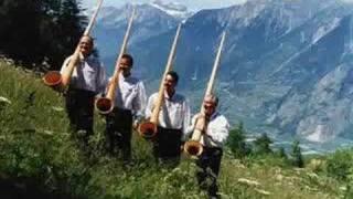 Download Alphorn, St-Moritz, cor des Alpes, Swiss Alphorn Video