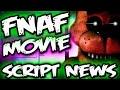 Download FNAF MOVIE SCRIPT & *NEW* FNAF MERCH || Five Nights at Freddy's Movie confirmed Video