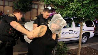 Download Drunk Girl Pisses On Cops Video