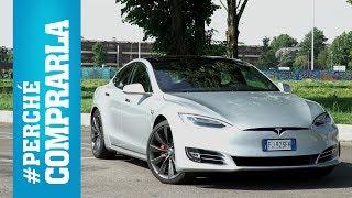 Download Tesla Model S (2017) | Perché comprarla… e perché no Video