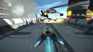 Download PSX 2016: Wipeout Omega Collection - Reveal Trailer Video