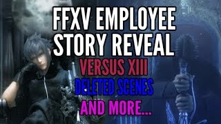 Download Final Fantasy XV leak: Luna's dark story, final boss form and lost locations (FFXV ending spoilers) Video