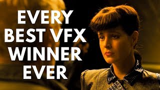 Download Every Best Visual Effects Winner. Ever. (1929-2018 Oscars) Video