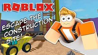 Download Escape the Construction Site Obby | ROBLOX Video