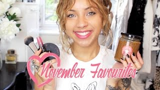 Download November Favourites! ♡ Beautycrush Video