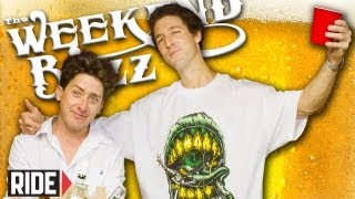Download Dustin Dollin & Beagle: Bake & Destroy, Cat Power & Zombies! Weekend Buzz ep. 38 Video