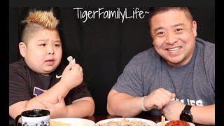 Download Korean Pork Belly Bossam Mukbang Video