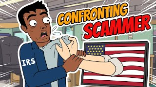 Download IRS Scam Exposed (EXTENDED) - Ownage Pranks Video