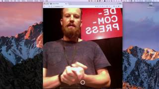 Download Adam Ullman: The future of communication on the web Video