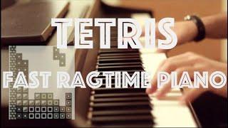 Download Tetris / Korobeiniki - Fast Ragtime Piano Cover Video