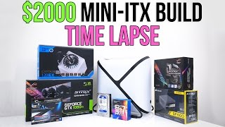 Download $2000 Beast Mini-Itx Gaming PC | Time Lapse Build Video