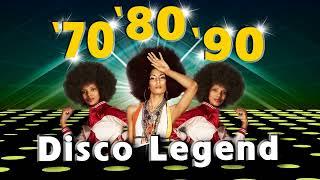Download Best Disco Dance Songs of 70 80 90 Legends - Golden Eurodisco Megamix -Best disco music 70s 80s 90s Video