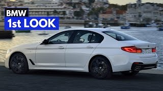 Download 2017 BMW 5 Series (540i) First Look Video