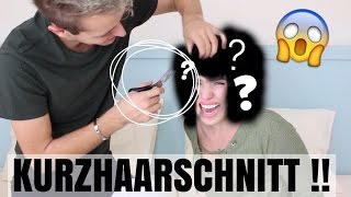 Download KURZHAARSCHNITT 😵 !? | BibisBeautyPalace Video