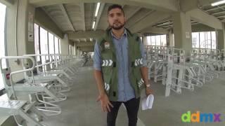 Download BiciManager recorriendo biciestacionamiento La Raza Video