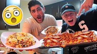 Download THE CRAZIEST BREAKFAST EVER!! Video