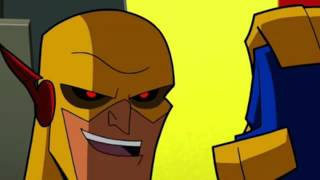 Download Flash Family & Flash Powered Batman vs Professor Zoom Video
