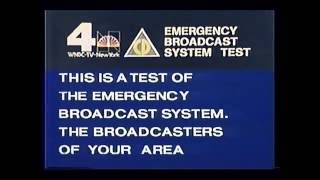 Download WNBC-TV Emergency Broadcast System Test Feb. 1981 Video