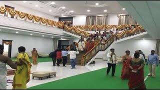 Download Telangana CM KCR's New House Bulletproof bathroom & Windows at Begumpet,Hyderabad 2016. Video