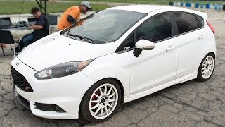 Download Ford Fiesta SPANKS a Supra!? Holy Underdog! Video