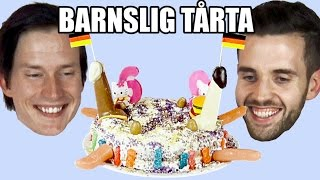 Download Vi Bakar Sveriges Barnsligaste Tårta(?) Video