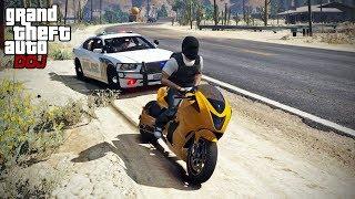 Download GTA 5 Roleplay - DOJ 396 - Fastest Speeding Ticket Video