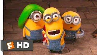 Download Minions - Hypnotizing The Guards Scene| Fandango Family Video