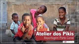 Download Projeto de voluntariado: Atelier dos pikis Video