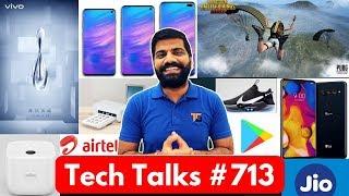 Download Tech Talks #713 - PUBG Zombie Map, Jio 4G Speed, Samsung S10X 5G, LG V40 ThinQ, Xiaomi Cooker Video